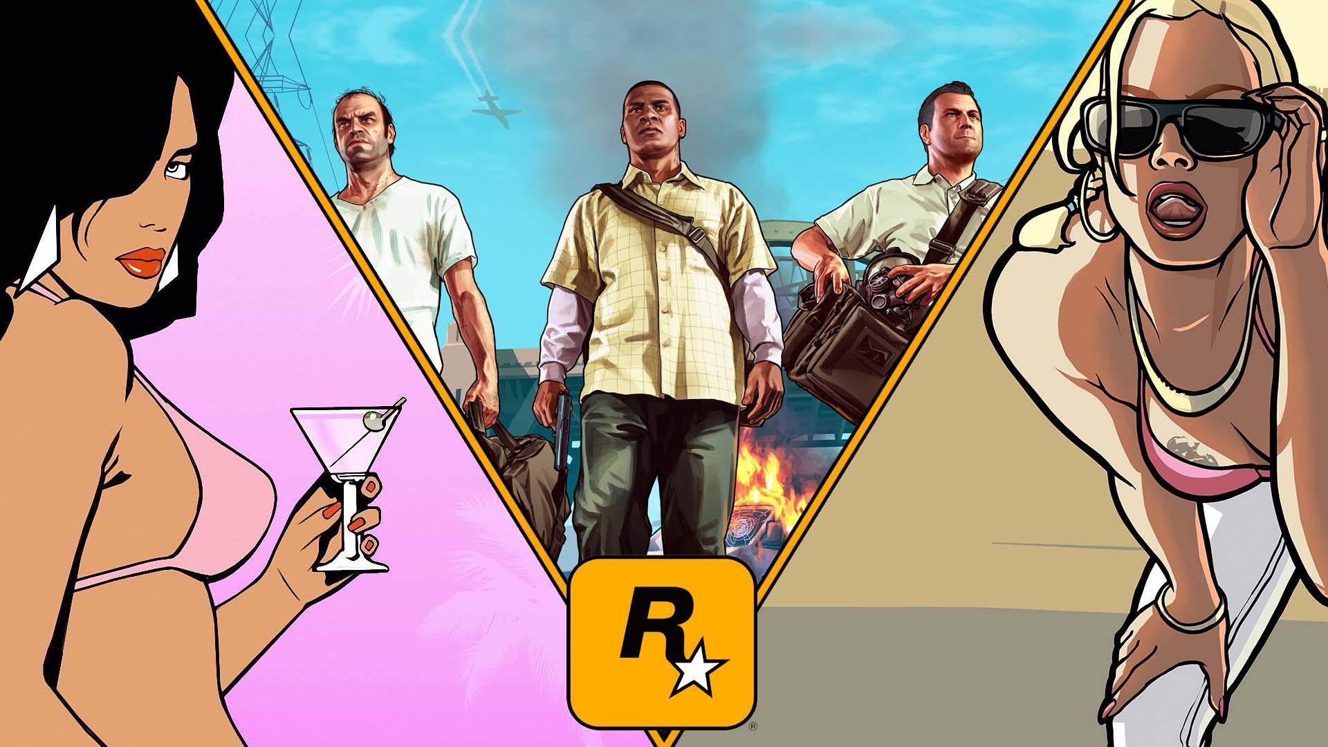 Top Ventes Rockstar & GTA USA