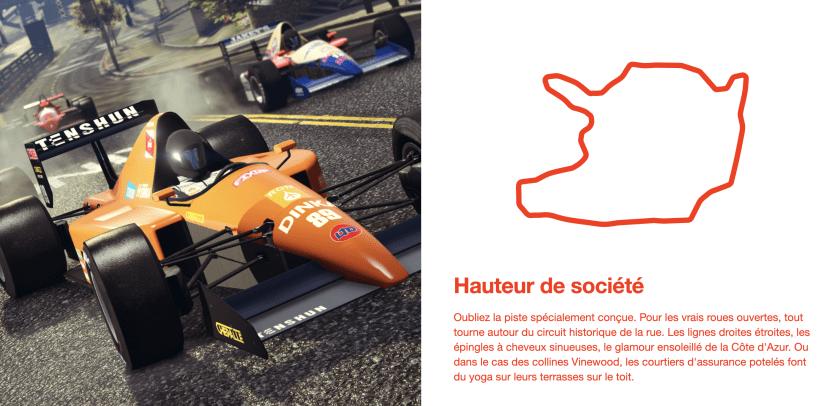 GTA Online F1 Course 01