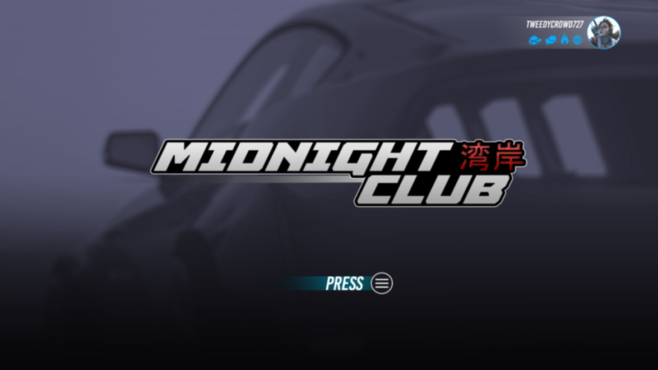 Midnight Club Game