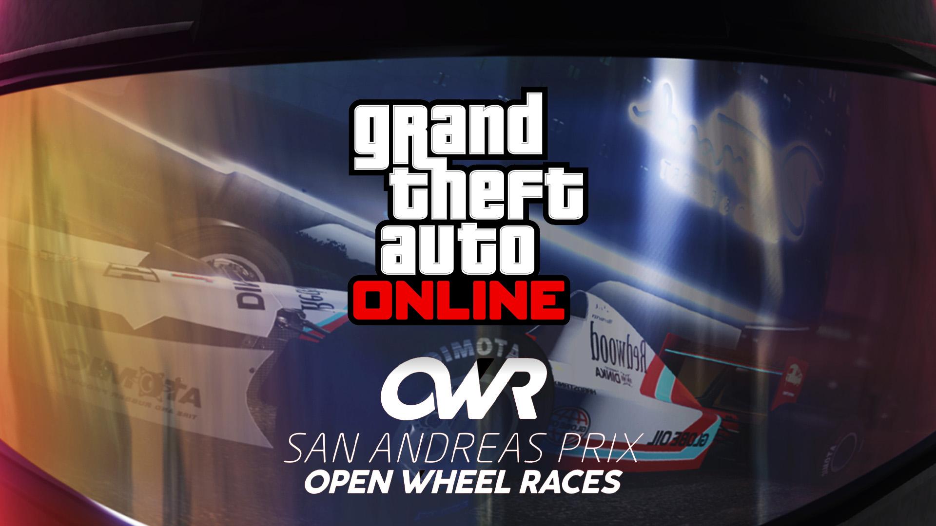 GTA Online : Semaine F1 Super Légère