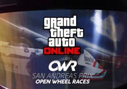 """Les courses de F1 """"Ultralégères"""" arrivent sur GTA Online !"""