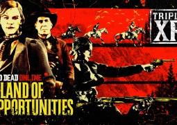 Triple XP pour les missions scénarisées et du mode exploration sur Red Dead Online cette semaine !