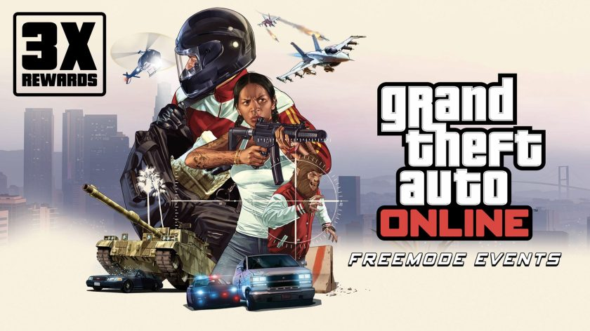 GTA Online Triple Bonus Mode Libre