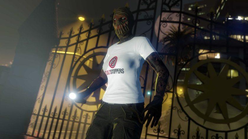GTA Online T-Shirt Cultstoppers