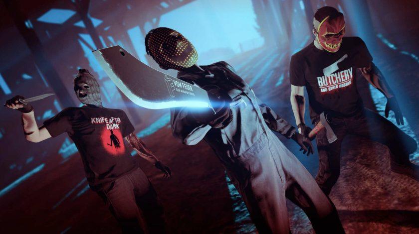 GTA Online Semaine Halloween OVNIS T-Shirts Gratuits