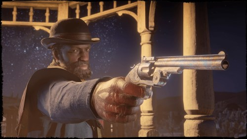outlaw Red Dead Online