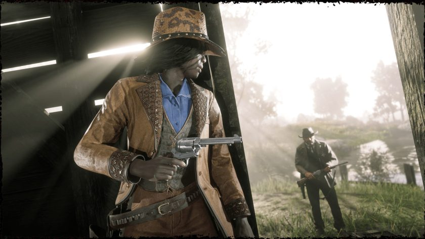 Catalogue Wheeler Rawson & Co Red Dead Online 3 Novembre