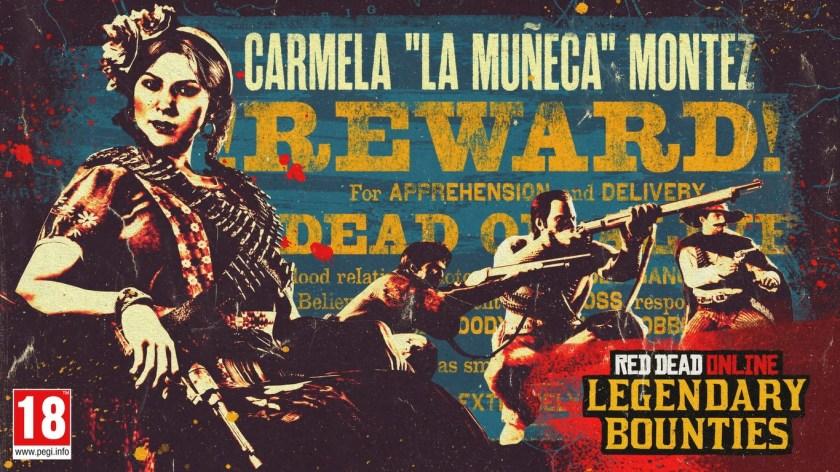 Carmela Montez Red Dead Online
