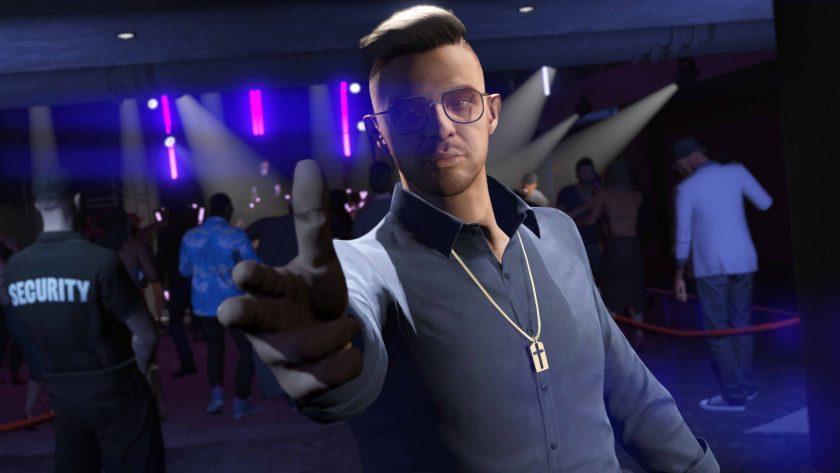 GTA Online - Music Locker