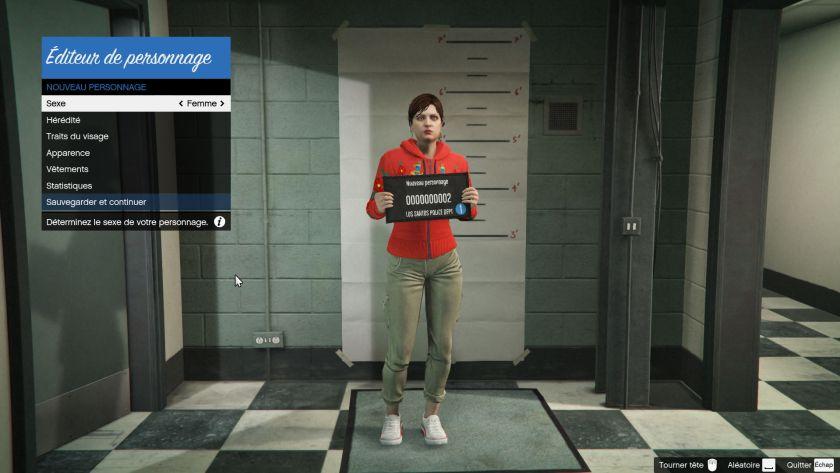 Transfert personnages GTA Online
