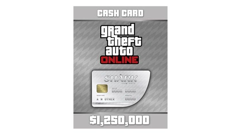 GTA Online Shark Cards 1,25 Millions