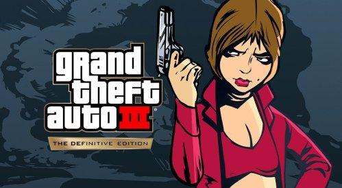 Artwork GTA III The Definitive Edition