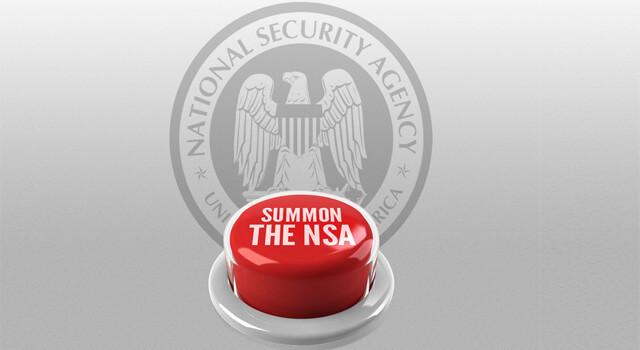 Die NSA beschwören, rockster.tv
