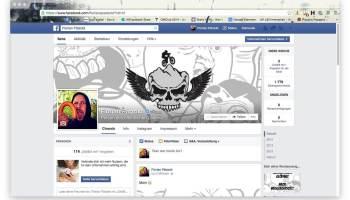 Facebook verifiziert