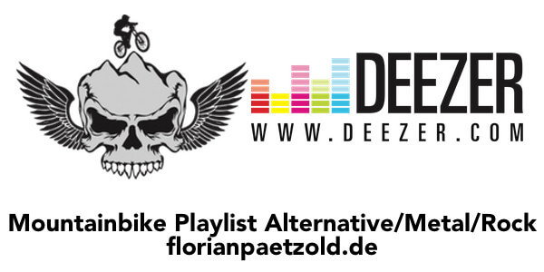 Mountainbike Playlist Alternative/Metal/Rock Dezember 2014