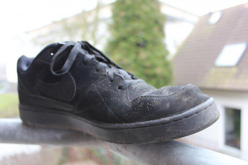 Deichmann und Nike Schuhe   rockster.tv Bike Blog
