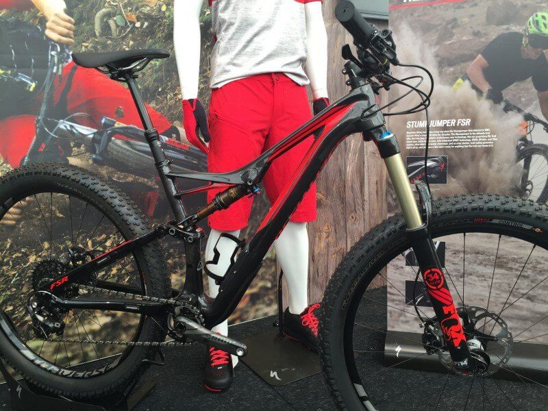 Specialized Days in Wetter- Specialized STUMPJUMPER 650B - rockster.tv