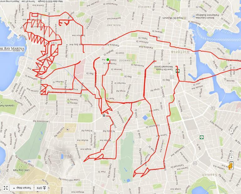 Doodles Bike und GPS
