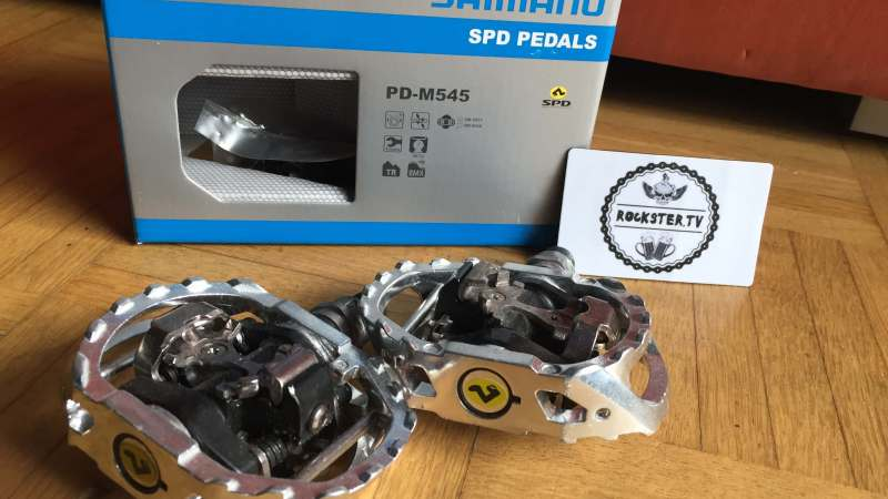 WIN Shimano SPD Pedals