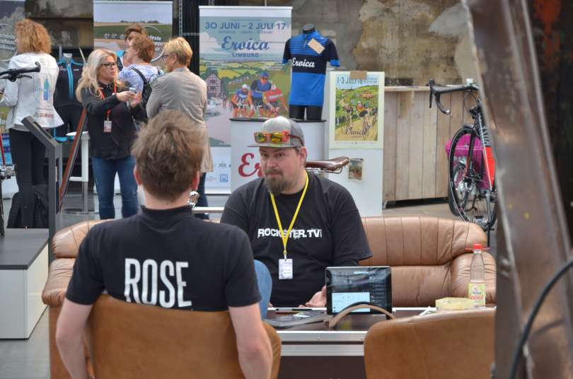 CYCLINGWORLD - Die erste - Rockster.tv