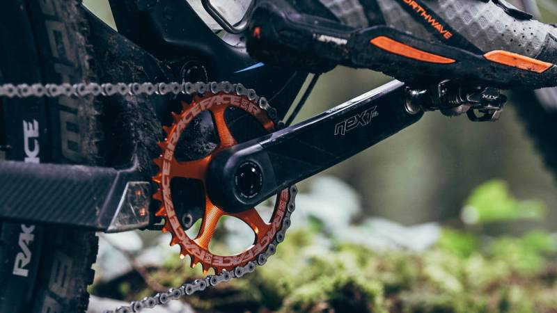 RACEFACE NEXT SL: Handcrafted in Vancouver