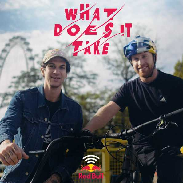 Matthias Dandois - What Does It Take (featuring Danny MacAskill)