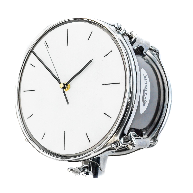 Mini Drum Clock