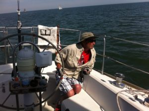 Cleveland Sailing Association Commodore Erie Interviews