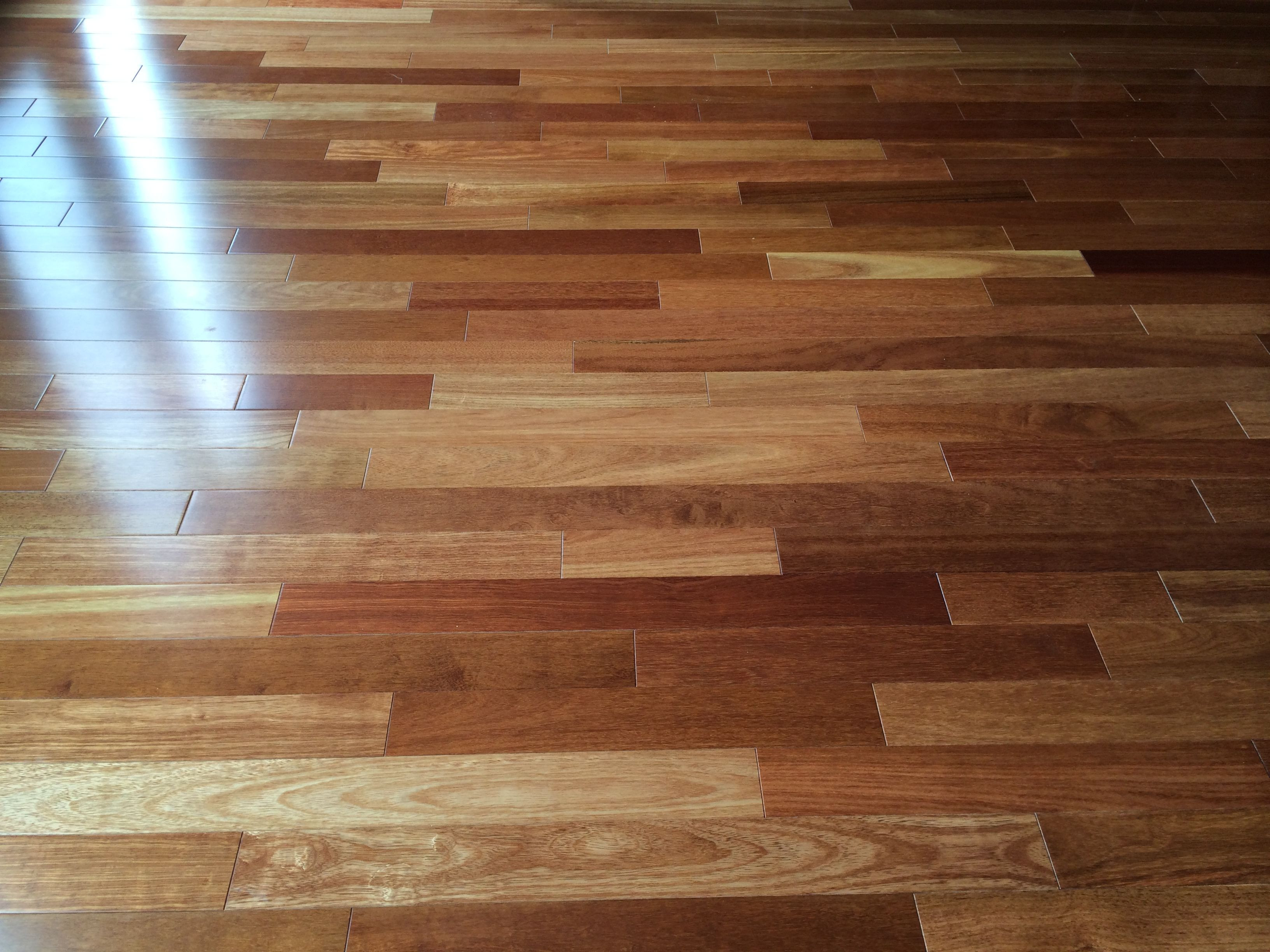 How Long Does Hardwood Take It Install Floors