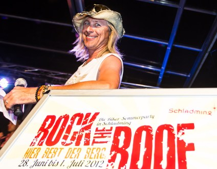30.06.2012, Schladming, AUT, Rock the Roof, im Bild . EXPA Pictures © 2012, PhotoCredit: EXPA/ Juergen Feichter