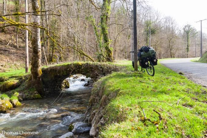 Route du col de Marie Blanque