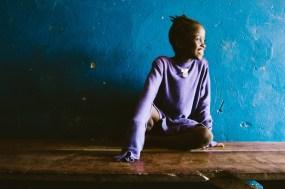 Portrait dans un orphelinat