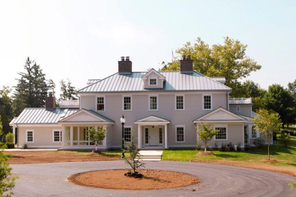 "Mercersburg Academy ""1893 House"" - North Face"