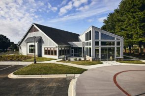 Rockwell Construction - Myersville LIbrary