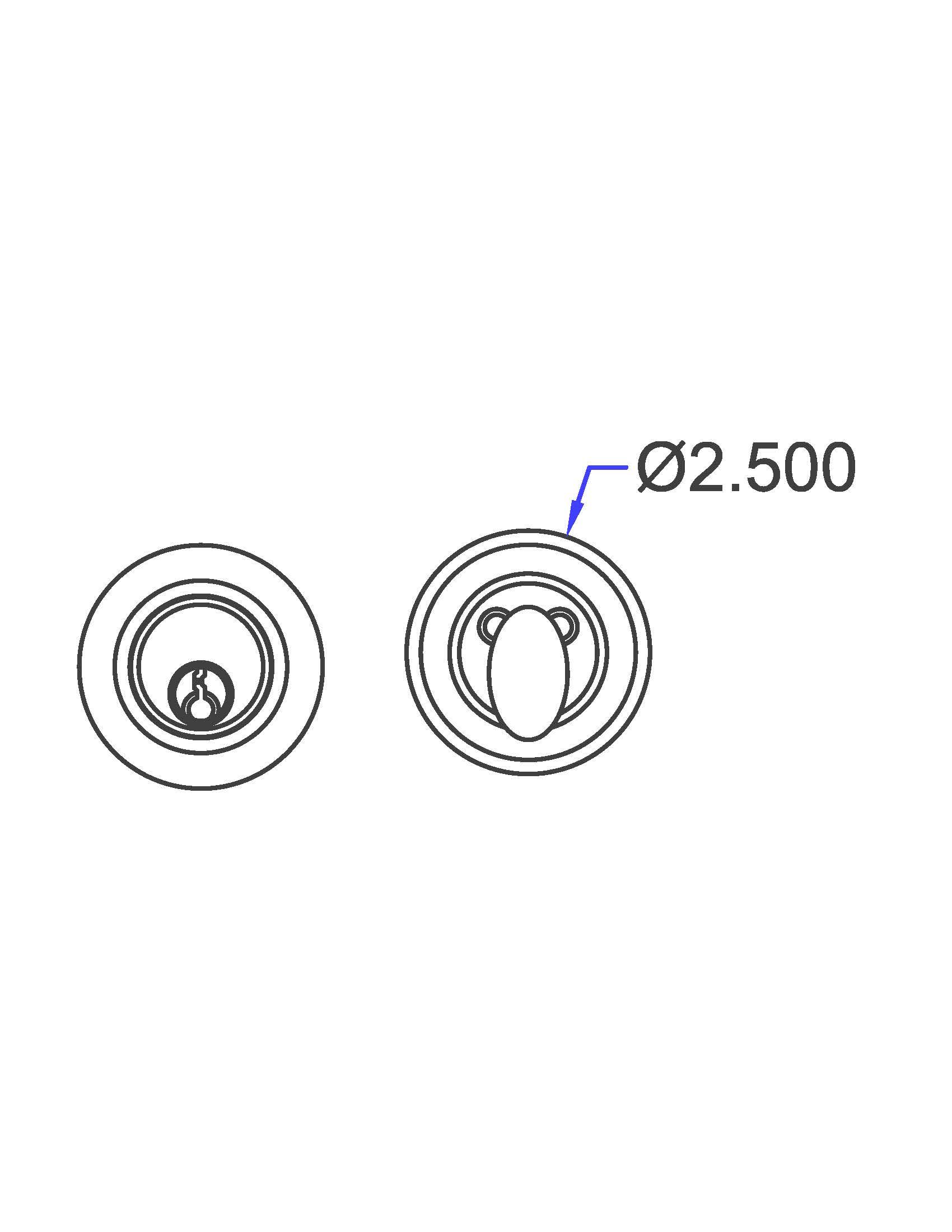 Multipoint Lock Door Handles