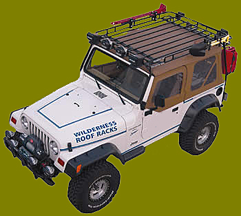 jeep wrangler roof rack wrangler roof