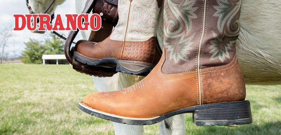 Durango Boots for Men and Women