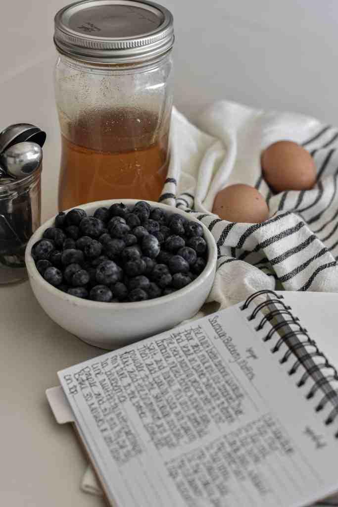 Sourdough Muffin Recipe