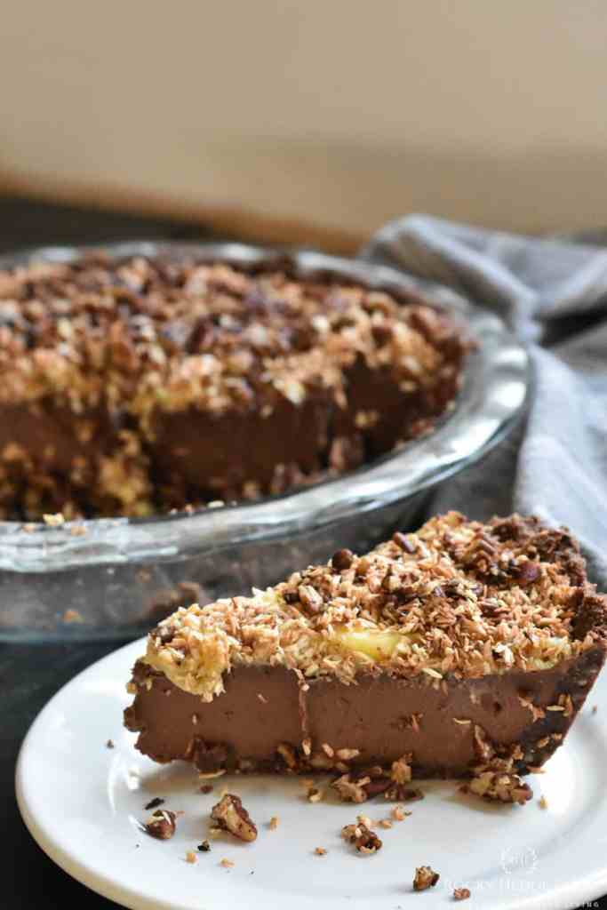 Easy Keto Dessert Pie Recipe