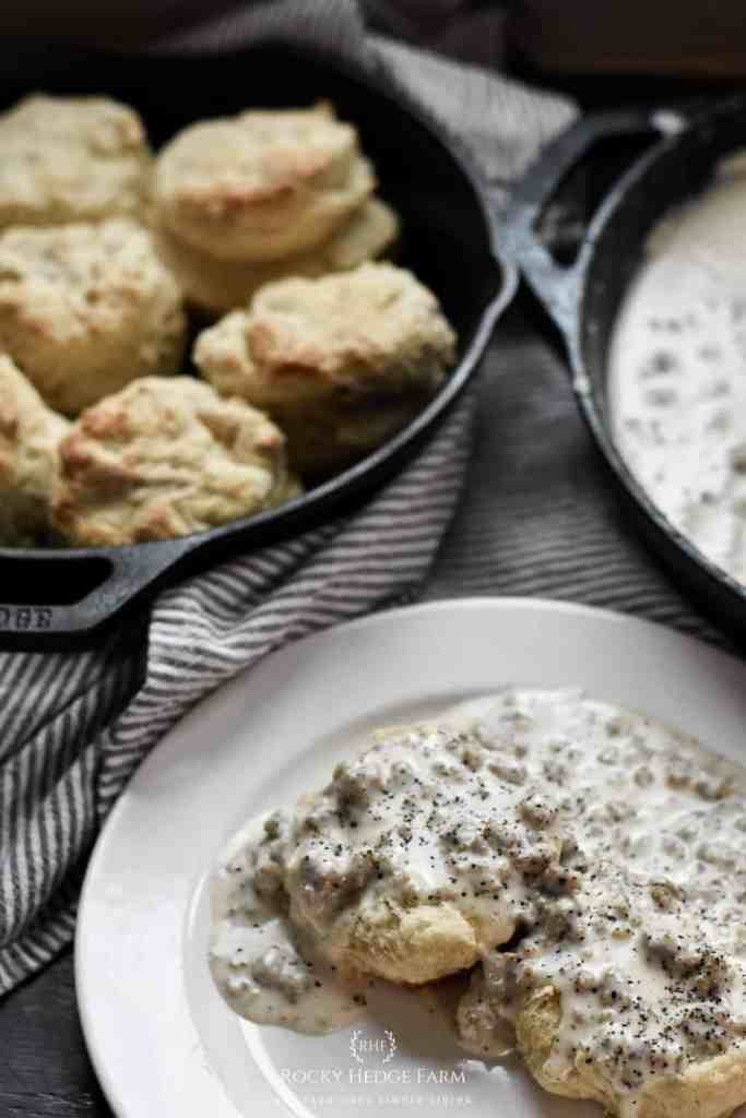 Country Southern Sausage Gravy