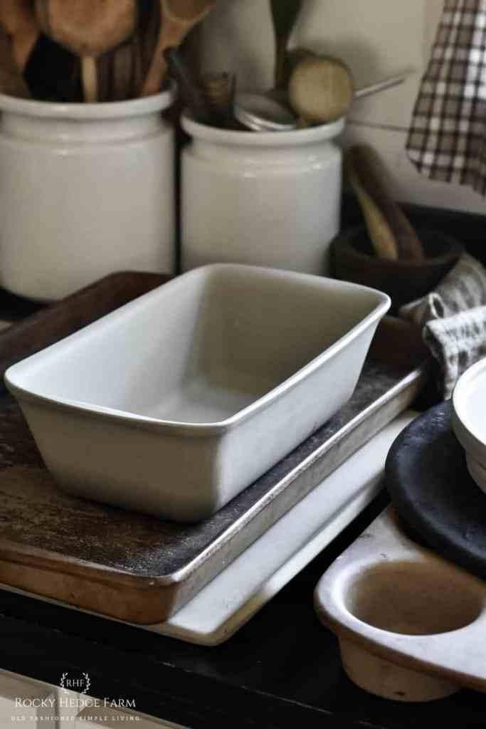 Seasoning Stoneware