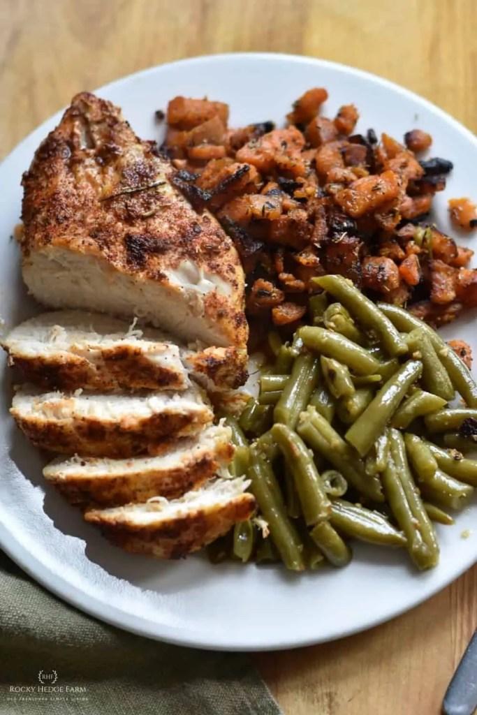 healthy dinner recipe for family