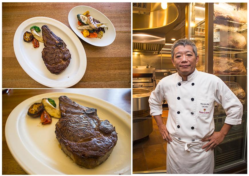 享受台灣最頂級的乾式熟成牛排 美福 Fresh & Aged Italian steak house 餐廳 8