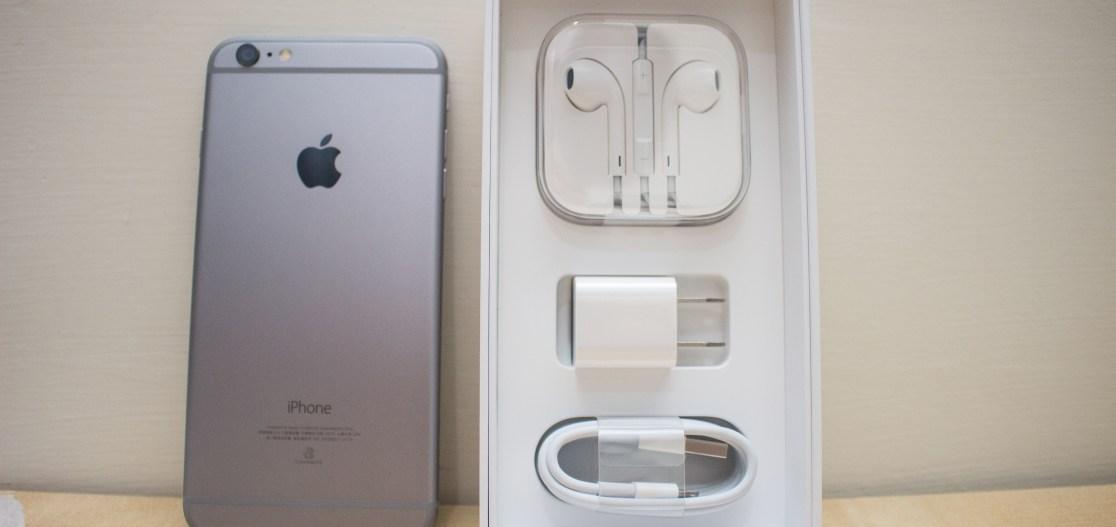購買iPhone 6 Plus蘋果官方認證福利品的經驗心得分享! 1