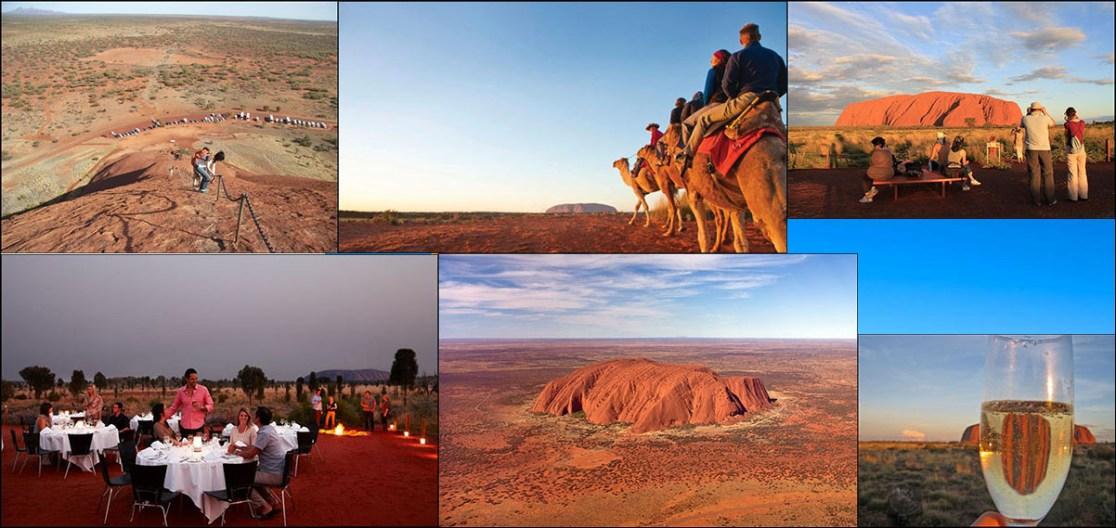 走入澳洲的心臟「 烏魯魯 」令人讚嘆的大自然美景 3