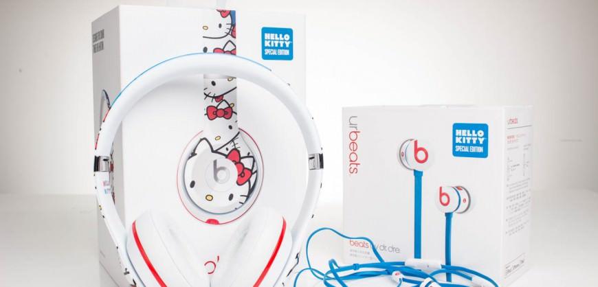 Beats x Hello Kitty 40 週年聯名系列耳機圖片鑑賞 8
