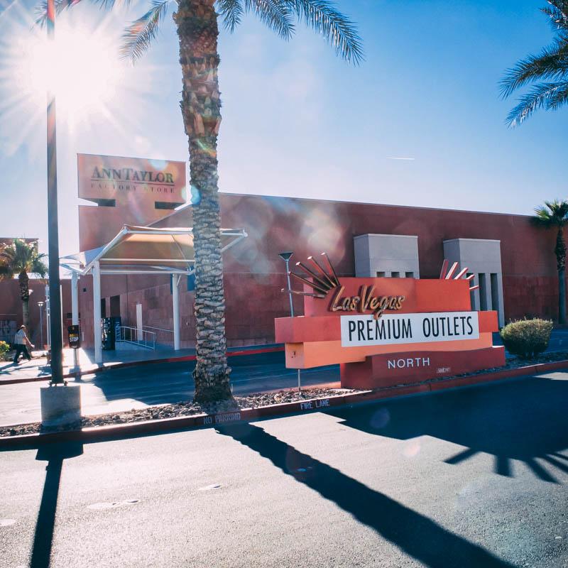 Premium Outlets North 介紹、推薦 美國 Las Vegas 拉斯維加斯 1
