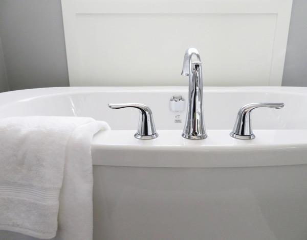 Bath bathroom bathtub 534116