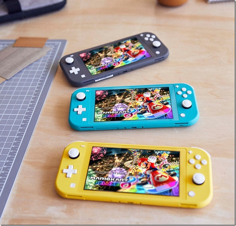 Nintendo Switch 與 Nintendo Switch Lite 比較分析 ,nintendo-switch-lite-jul102019-eu-gallery-photo-8