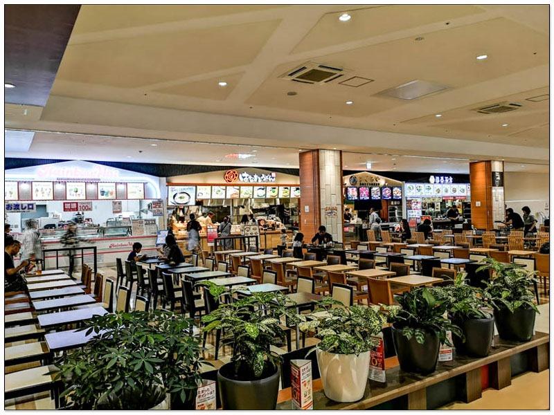 東京成田周邊好去處 AEON TOWN 成田站附近的小百貨,超市、逛街、美食應有盡有 21